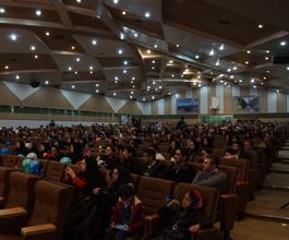 برگزاری جشنواره فرهنگی عترت ویژه کارکنان بانک مهر اقتصاد آذربایجان غربی