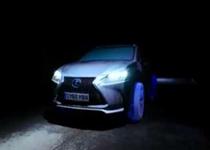 آشنایی با خودرویی که چرخ های یخی دارد+فیلم