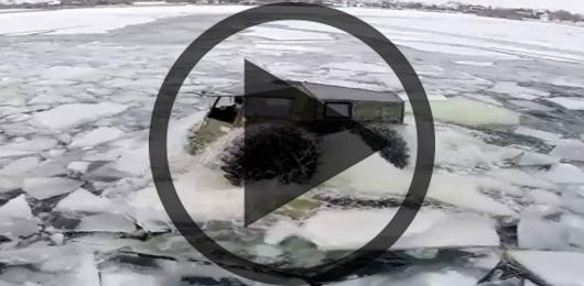 رونمایی از خودروی آخرالزمانی جدید روسیه به نام شرپ