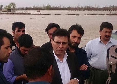 ارزیابی خسارت اماکن سیل زده توسط ٢٦ اکیپ بنیاد مسکن آذربایجان غربی