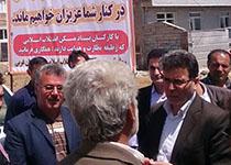 برآورد خسارت ٩٨ درصد از اماکن مسکونی سیل زده در آذربایجان غربی