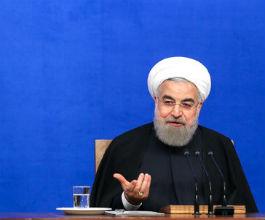 روحانی: برای تست موشکهایمان منتظر اجازه آمریکاییها نخواهیم بود
