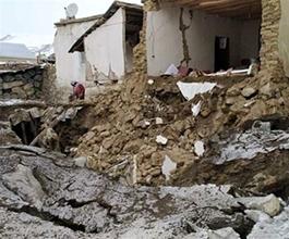 فراموشی زلزله زدگان قطور خوی زیر سایه سنگین کرونا